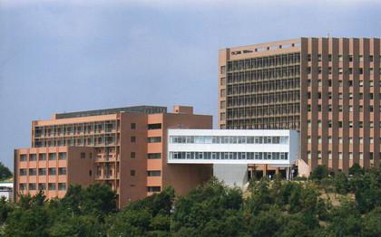 岡崎市民病院西棟