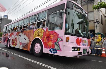 福山市 ローズ・パレード