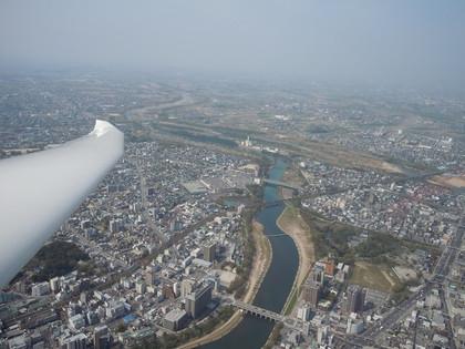 岡崎飛行クラブ グライダー試乗会