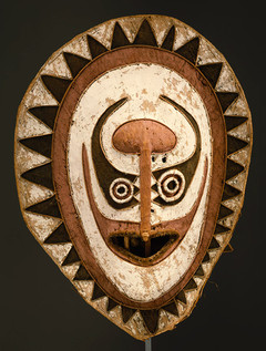 Papua New Guinean Mask