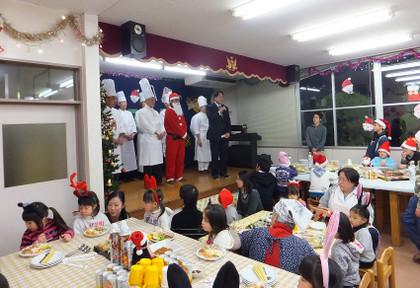 岡崎平和学園 クリスマス会