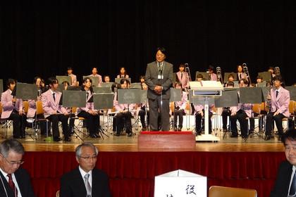 愛知県立岡崎北高校同窓会(2012年9月23日)