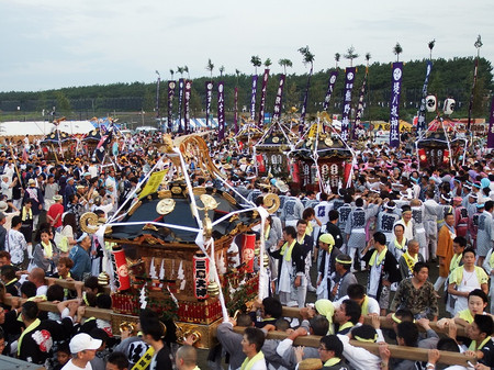 浜降祭 2014年7月21日