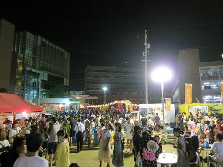 シビックセンター夏祭り(2014年7月26日~27日)