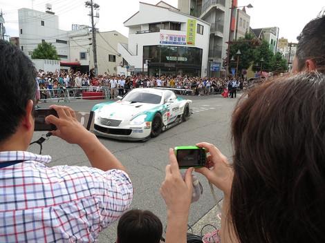 SUPER GT Petronas Tom's SC430