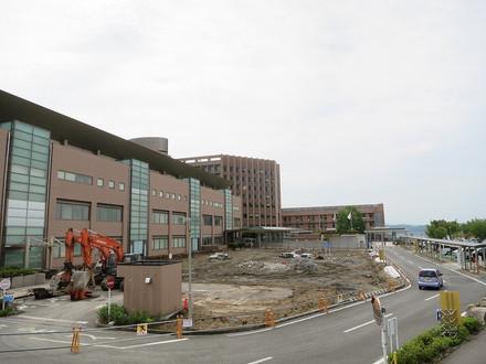 岡崎市民病院 救急棟 建設工事