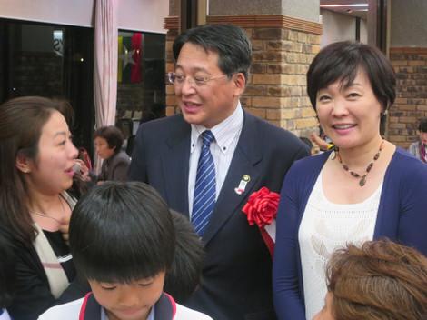 安倍昭恵さん、内田康宏