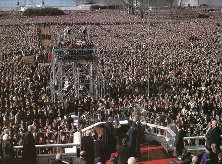 The U. S. Presidential Inauguration (1993)