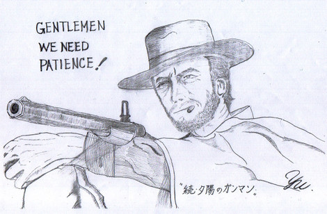 Clint Eastwood (The Good, the Bad and the Ugly)