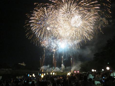 岡崎城下家康公夏まつり 第67回花火大会
