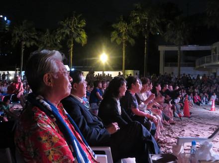 ハワイアンフェスティバル in 吉良ワイキキビーチ