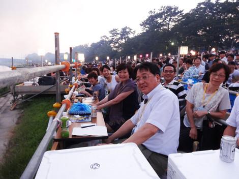 安倍昭恵様(2015年8月1日)