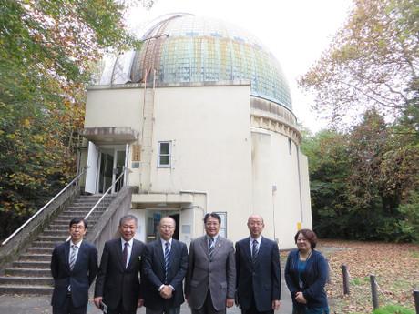国立天文台・天文台歴史館(大赤道儀室)