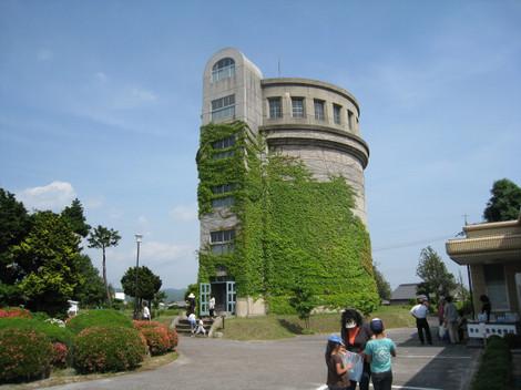 六供配水場配水塔