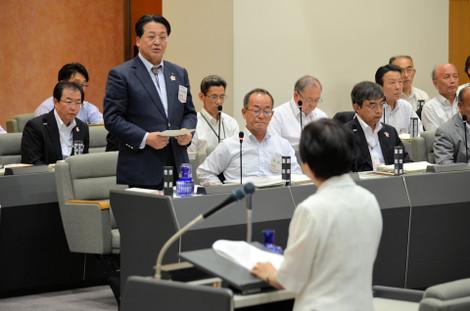 岡崎市議会・平成28年6月定例会