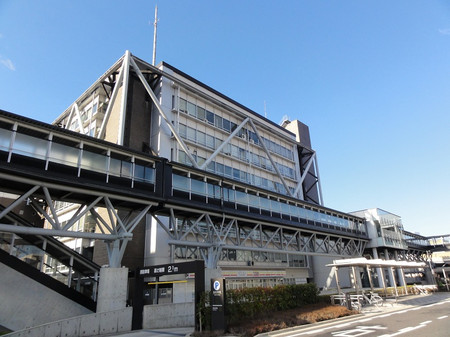 岡崎市役所 西庁舎