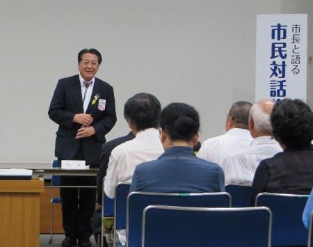 市民対話集会(2016年8月3日)