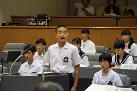 岡崎市立矢作北中学校