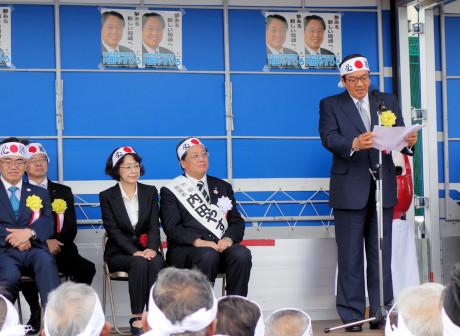 元自民党東京都連幹事長・佐藤裕彦さん