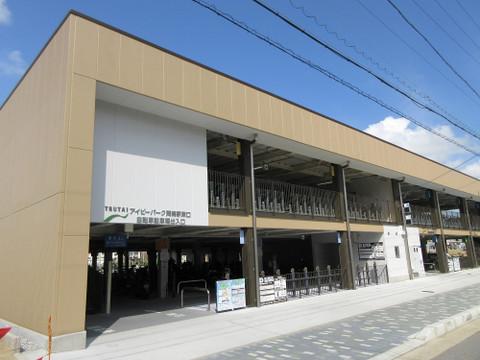 アイビーパーク岡崎駅東口自転車駐車場