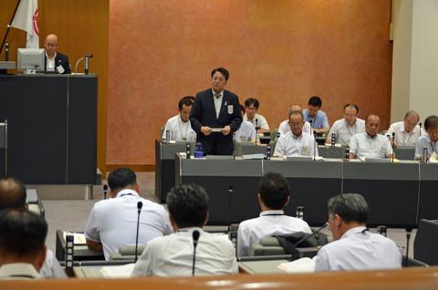 岡崎市議会(2017年8月30日)