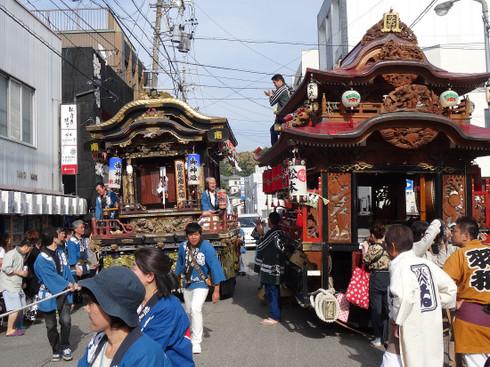 能見神明宮大祭(2016年5月8日)
