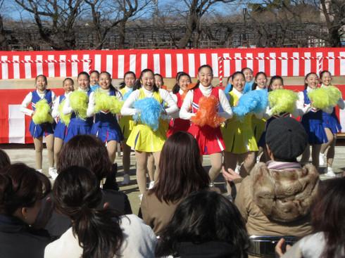 光ヶ丘女子高等学校ダンス部