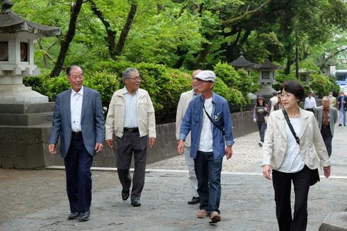 内田康宏と行く富士山五合目・富士五湖周遊の旅