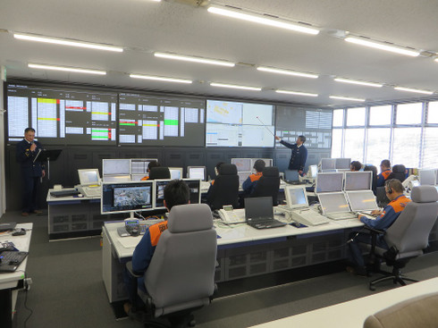 岡崎幸田消防指令センター