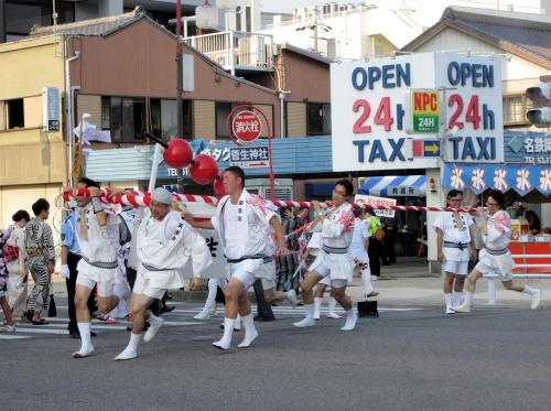 菅生祭(2018年8月4日)