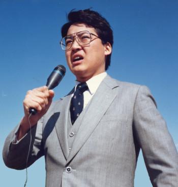 内田やすひろ 県会議員選挙 1987年4月