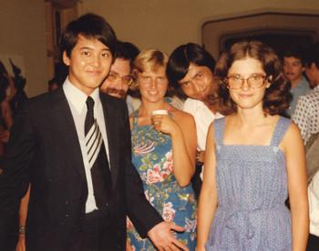 内田やすひろ 1976年8月5日撮影