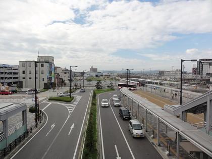 JR岡崎駅東口