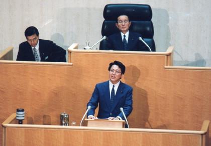 愛知県議会 1991年