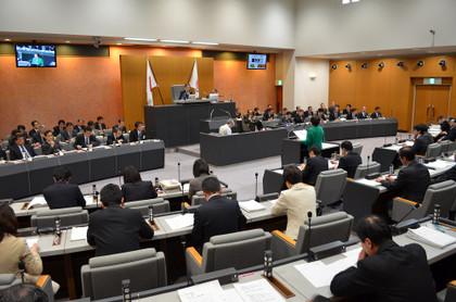 岡崎市議会 平成25年3月定例会