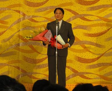 岡崎市立城北中学校 第50回文化祭