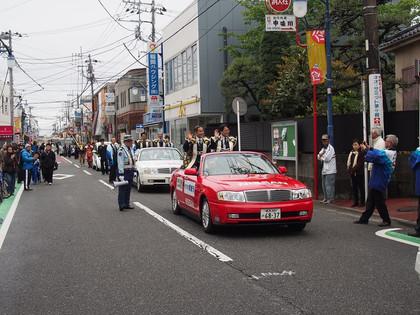 茅ヶ崎市 大岡越前祭 ビッグパレード