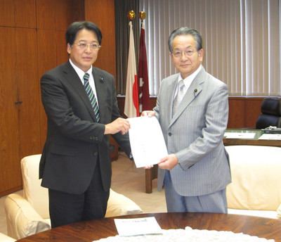 愛知県議会議員を辞職しました