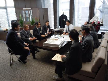 岡崎市役所 市長室