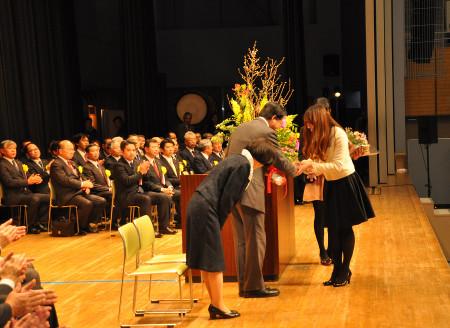 内田康宏をかこむ新春の集い(2013年2月2日)