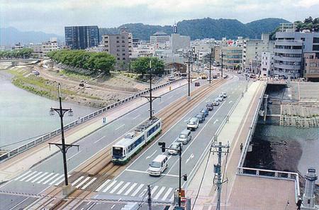 福井市・幸橋