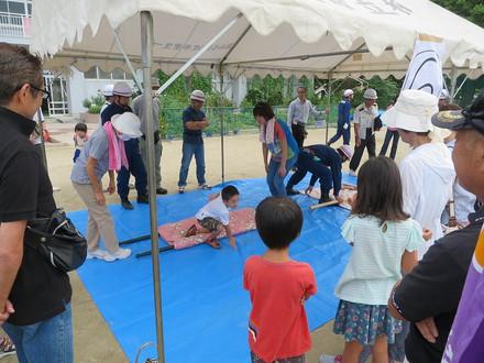 岡崎市立梅園小学校(2014年8月31日)