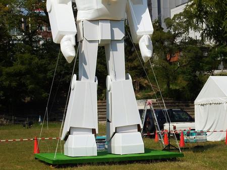オカザえもん・巨大ロボプロジェクト