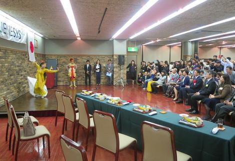 ミャンマー大学生訪日団