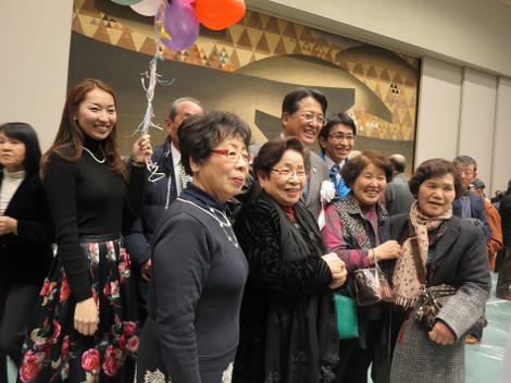内田康宏をかこむ新春の集い(2015年2月14日)