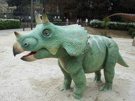 トリケラトプス・ヤング(岡崎市東公園)