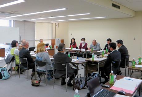 乙川リバーフロント推進部会(2015年2月12日)