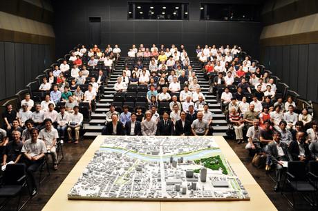 乙川リバーフロント地区かわまちづくりデザインキックオフフォーラム