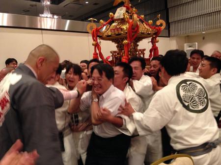 岡崎神輿連合会(2015年6月20日)