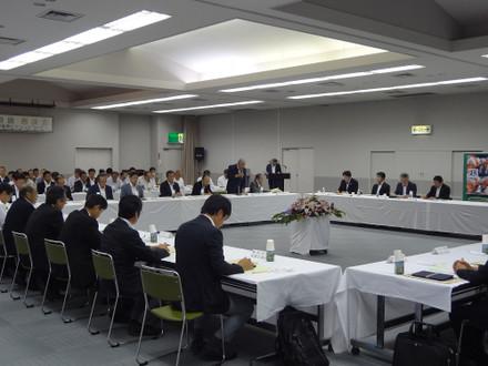 山村問題懇談会(2015年8月12日)